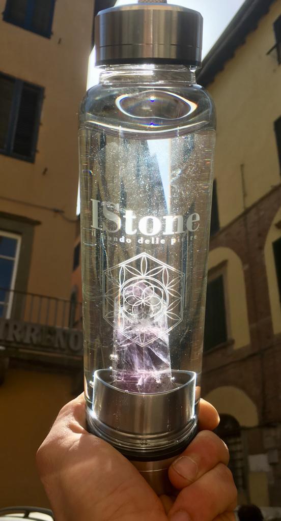 Bottigli Cristallo Ametista IStone