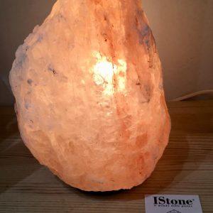 Lampada di Sale Rosa Himalaya, IStone